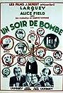 Un soir de bombe (1935) Poster