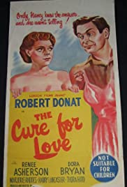 The Cure for Love Poster