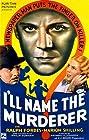 I'll Name the Murderer (1936) Poster