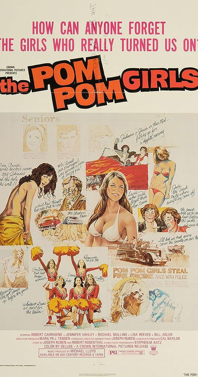Subtitle of The Pom Pom Girls