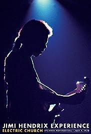 Jimi Hendrix Electric Church Poster