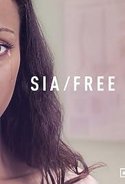 Sia: Free Me Poster