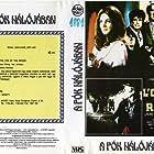 Klaus Kinski, Van Johnson, Antonio Sabato, and Lucretia Love in L'occhio del ragno (1971)