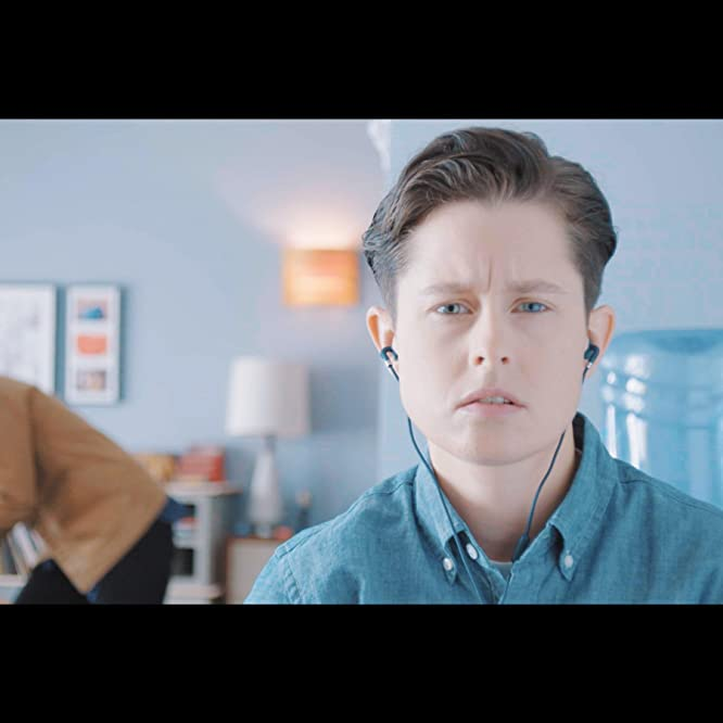 Cameron Esposito and Rhea Butcher in Take My Wife (2016)
