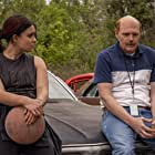 Bill Burr and Devery Jacobs in Reservation Dogs (2021)