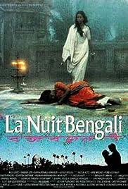 La nuit Bengali(1988) Poster - Movie Forum, Cast, Reviews