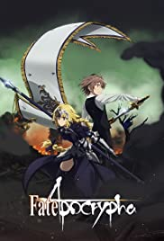 Fate/Apocrypha Poster - TV Show Forum, Cast, Reviews