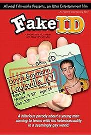 Fake ID Poster