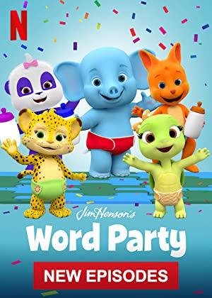 Where to stream Word Party