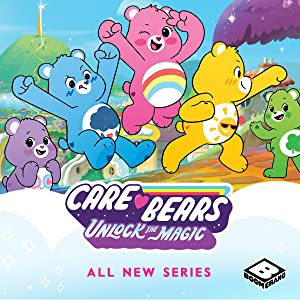 Where to stream Care Bears: Unlock the Magic