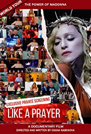 Like a Prayer: A Documentary Film Poster