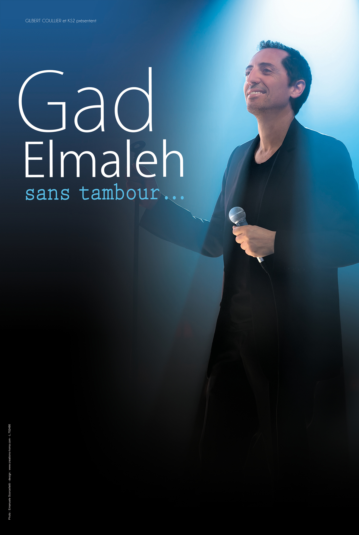 gad elmaleh sans tambour dvd