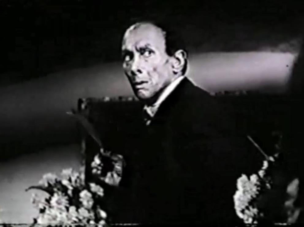 Reggie Nalder in T.H.E. Cat (1966)