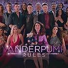 Stassi Schroeder, Lala Kent, Kristen Doute, Peter Madrigal, Adam Spott, and Raquel Leviss in Vanderpump Rules (2013)