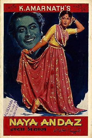 Naya Andaz movie, song and  lyrics