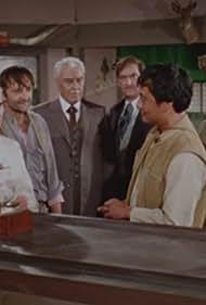 Gregg Barton, Tristram Coffin, Joaquín Martínez, Ken Mayer, and Grace Lee Whitney in Death Valley Days (1952)