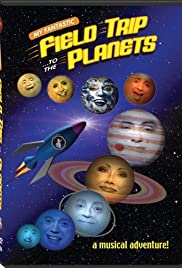 My Fantastic Field Trip to the Planets Poster