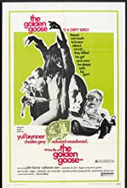 The File of the Golden Goose Poster