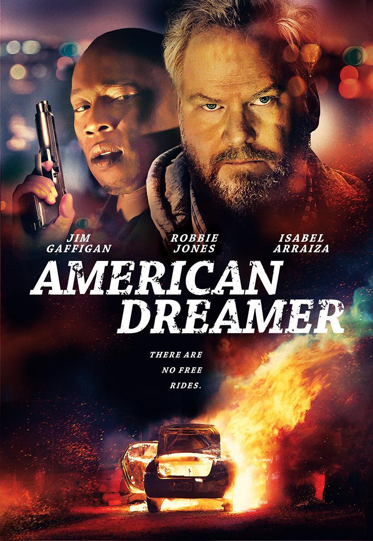 Visi plėšrūnai pasirodo naktį (2018) / American Dreamer