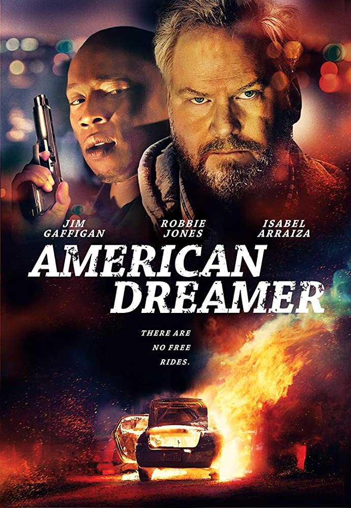 American Dreamer 2018 Dual Audio Hindi 300MB HDRip 480p