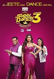 Super Dancer Poster