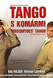 Tango s komármi Poster