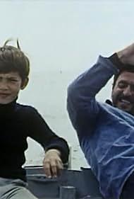 Mehdi El Glaoui and Jacques Godin in Sébastien et la Mary-Morgane (1970)