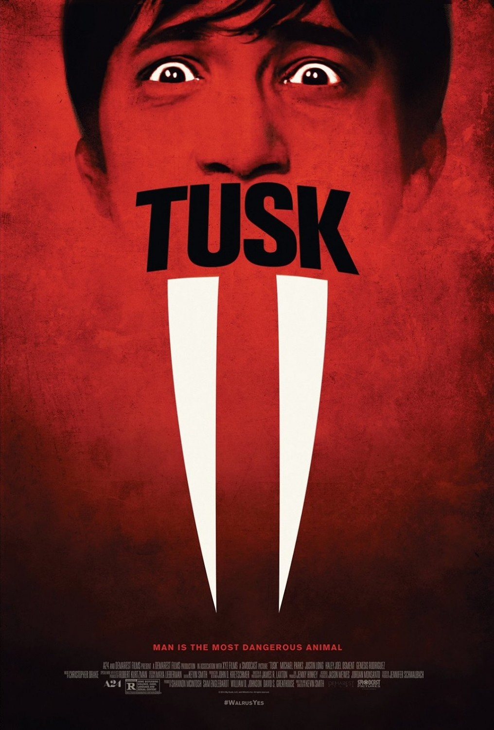 Image result for tusk poster