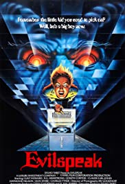 Evilspeak (1981) Poster - Movie Forum, Cast, Reviews