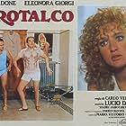 Christian De Sica, Eleonora Giorgi, and Carlo Verdone in Borotalco (1982)