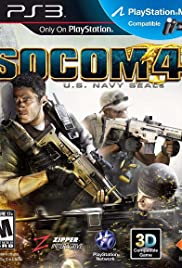 SOCOM 4: U.S. Navy SEALs Poster