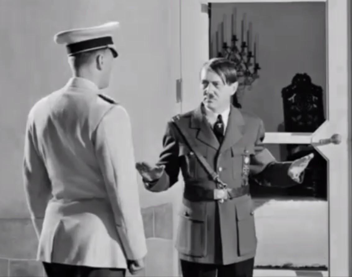 Carl Ekberg in Man Hunt (1941)
