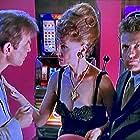 Michael York, Alastair G. Cumming, and Nancy Fish in Merchants of Venus (1998)