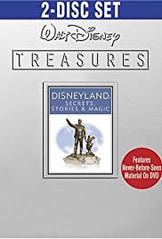 Disneyland: Secrets, Stories, & Magic Poster