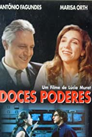 Antônio Fagundes and Marisa Orth in Doces Poderes (1997)