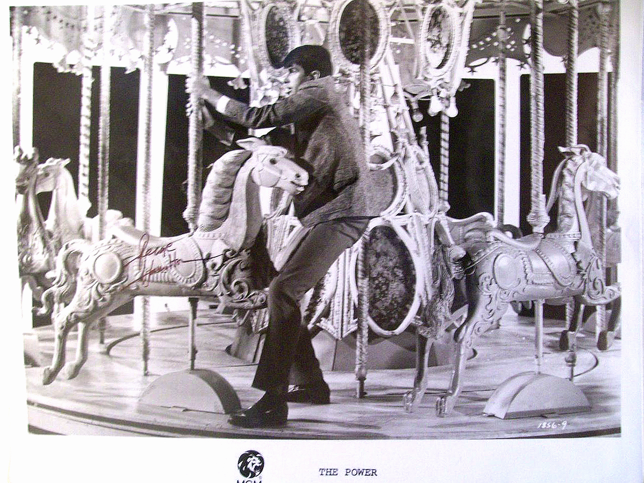 George Hamilton in The Power (1968)
