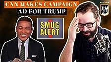CNN hace campaña publicitaria para Trump