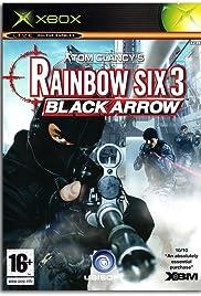 Rainbow Six 3: Black Arrow Poster