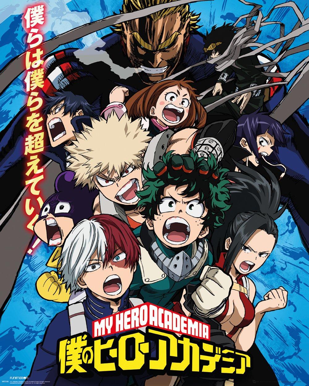 my hero academia season 3 english dub download