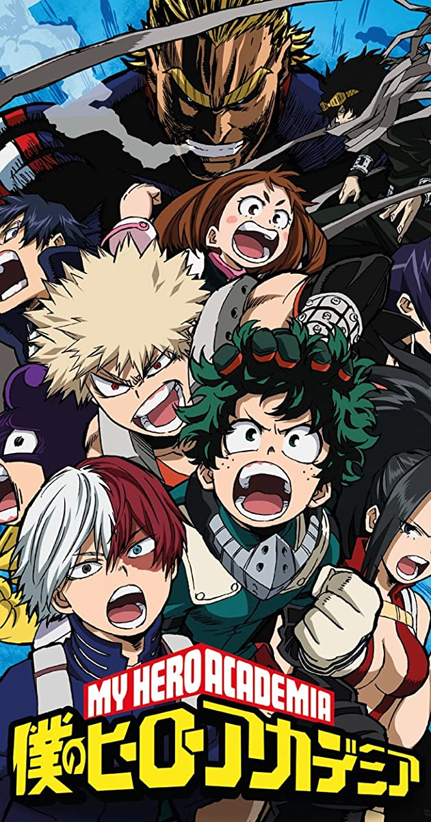 My Hero Academia Tv Series 2016 Full Cast Crew Imdb