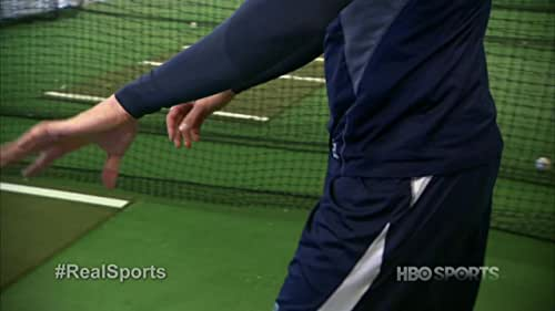 Real Sports With Bryant Gumbel: Wonder Arm