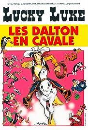 Les Dalton en cavale Poster