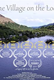 The Village on the Loch Poster