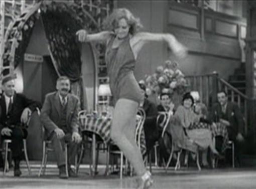 Joan Crawford in Laughing Sinners (1931)