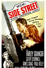 Side Street (1950) Poster - Movie Forum, Cast, Reviews