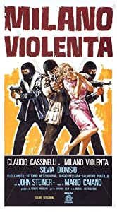 Movies downloading websites for free Milano violenta by Mario Caiano [QHD]