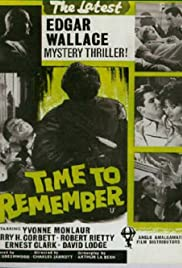 Time to Remember Poster