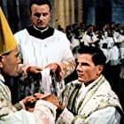 Tom Tryon and Raf Vallone in The Cardinal (1963)