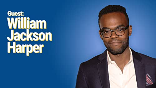 """William Jackson Harper, Emmy-nominated star of """"The Good Place,"""" talks with Ian de Borja about Chidi's final moments on the show, Spike Lee, and the movies that changed his life."""