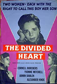 The Divided Heart Poster